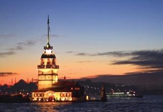 8 320x220 - تاریخچه برج دختر استانبول ، ترکیه | Istanbul