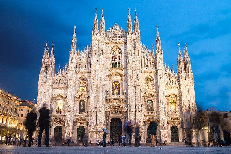 99f51060 59d4 4c41 8972 687c6616d1d7 - کلیسای جامع میلان ، شاهکار معماری گوتیک در ایتالیا | Milan