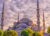 Blue Mosque in Istanbul 104x74 - تاریخچه مسجد آبی استانبول (سلطان احمد) ، ترکیه | Istanbul