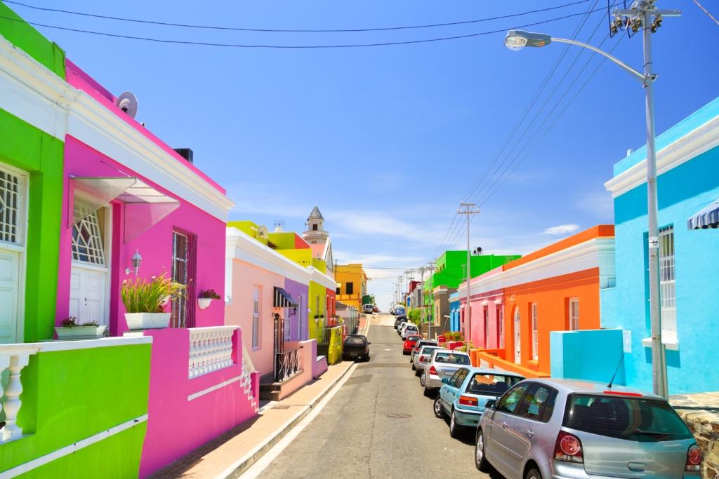 محله رنگارنگ بوکاپ