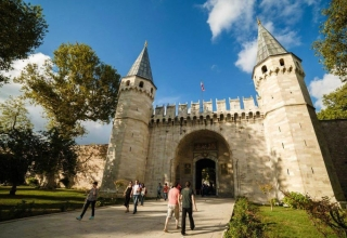 best attractions istanbul3 320x220 - تاریخچه کاخ توپکاپی استانبول ، ترکیه   Istanbul