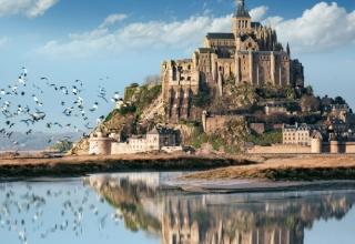 قلعه مونت سنت میشل