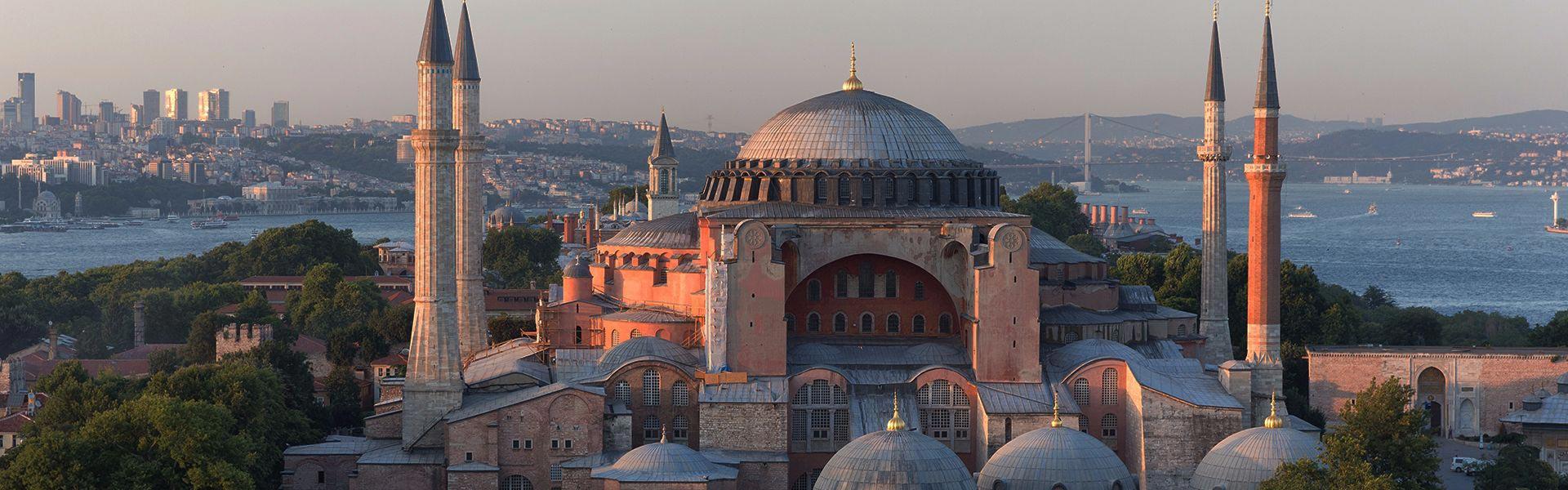 تاریخچه مسجد ایاصوفیه