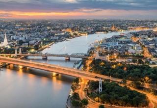 poster 320x220 - رودخانه چائو فرایا بانکوک ، تایلند | Thailand