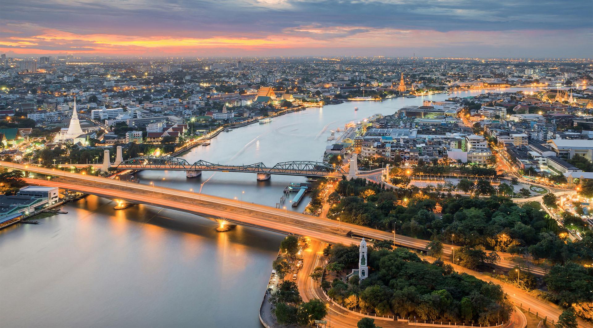 رودخانه چائو فرایا