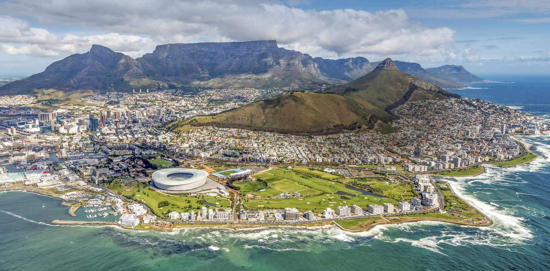 معرفی بهترین جاهای دیدنی آفریقا جنوبی