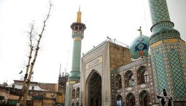 384x220 - امامزاده صالح تهران | Tehran