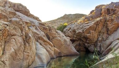 حوض5 384x220 - پارک طبیعی هفت حوض مشهد | Mashhad