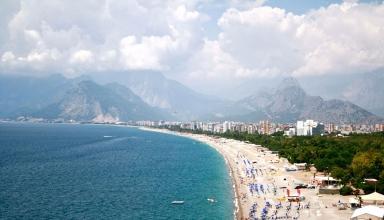 03 384x220 - ساحل کنیالتی ، یکی از زیباترین سواحل آنتالیا | Antalya