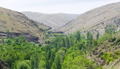 1 384x220 - جاغرق مشهد ، روستایی زیبا و ییلاقی | Mashhad
