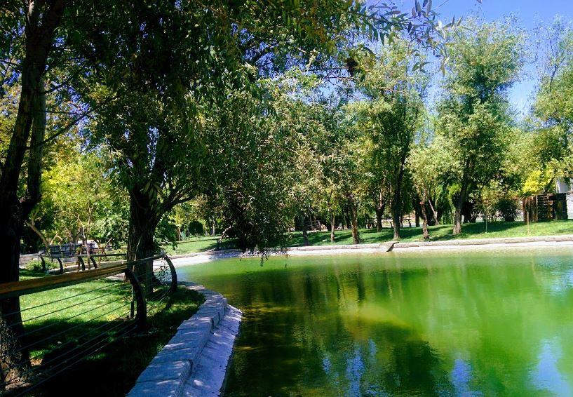 2 6 - پارک ملت مشهد ، محل بزرگترین چرخ و فلک خاورمیانه | Mashhad