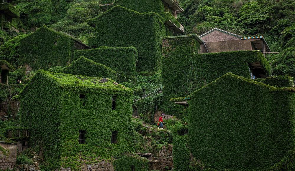 2808563 - هوتوان Houtouwan، روستای سرسبز متروکه | چین
