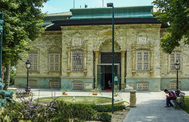 کاخ سعدآباد تهران