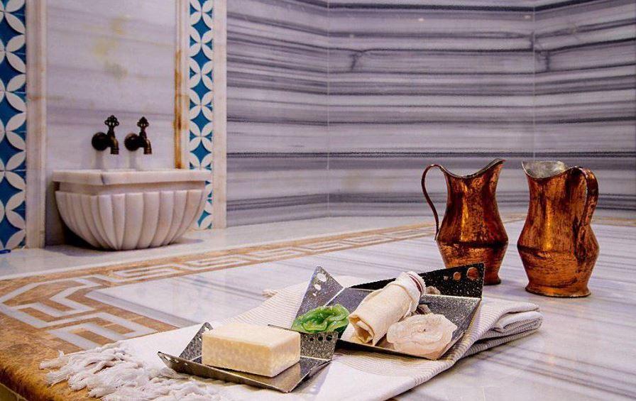 4 1 - حمام خرم سلطان استانبول ، ترکیه | Istanbul