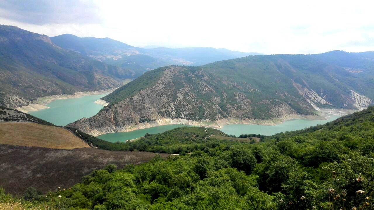 626021 478 - سد سلیمان تنگه ساری ، مازندران | Sari