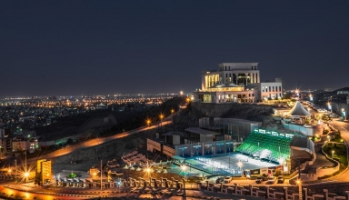 7 3 384x220 - مجتمع فرهنگی تفریحی کوهسر مشهد | Mashhad