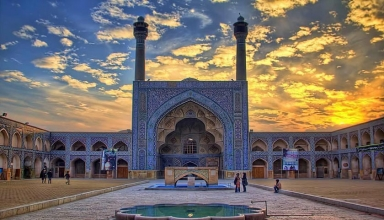 9e5f39ec 939d 4ab7 b767 9df00e6f304d 384x220 - مسجد جامع اصفهان | Isfahan