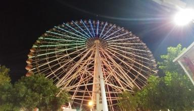 Capture 2 384x220 - پارک ملت مشهد ، محل بزرگترین چرخ و فلک خاورمیانه | Mashhad