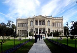DSC04641 320x220 - کاخ دلما باغچه استانبول ، ترکیه | Istanbul