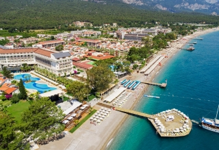 DoubleTree by Hilton Antalya Kemer Genel 235676 320x220 - بهترین مناطق آنتالیا کدامند ؟ | Antalya