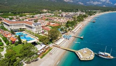 DoubleTree by Hilton Antalya Kemer Genel 235676 384x220 - بهترین مناطق آنتالیا کدامند ؟ | Antalya