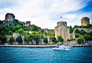 Rumeli hisari turkey istanbul view 320x220 - قلعه روملی حصار استانبول ، ترکیه | Istanbul