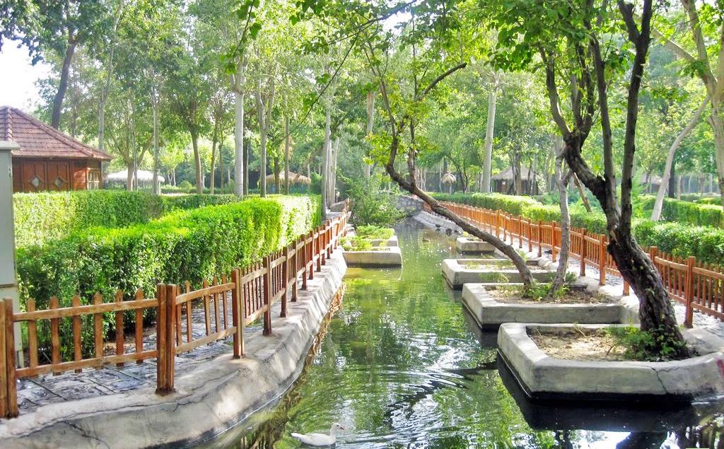 ma10 - پارک وکیل آباد ، تفرجگاه محبوب شهر مشهد | Mashhad