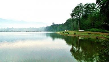 nezare 57484901585e0 384x220 - دریاچه الندان ساری ، مازندران | Sari