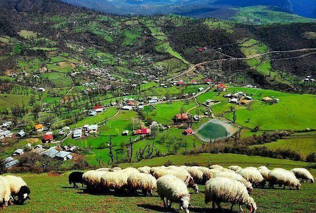 photo 2018 07 16 22 34 14 - روستای استخرگاه ، رودبار   گیلان