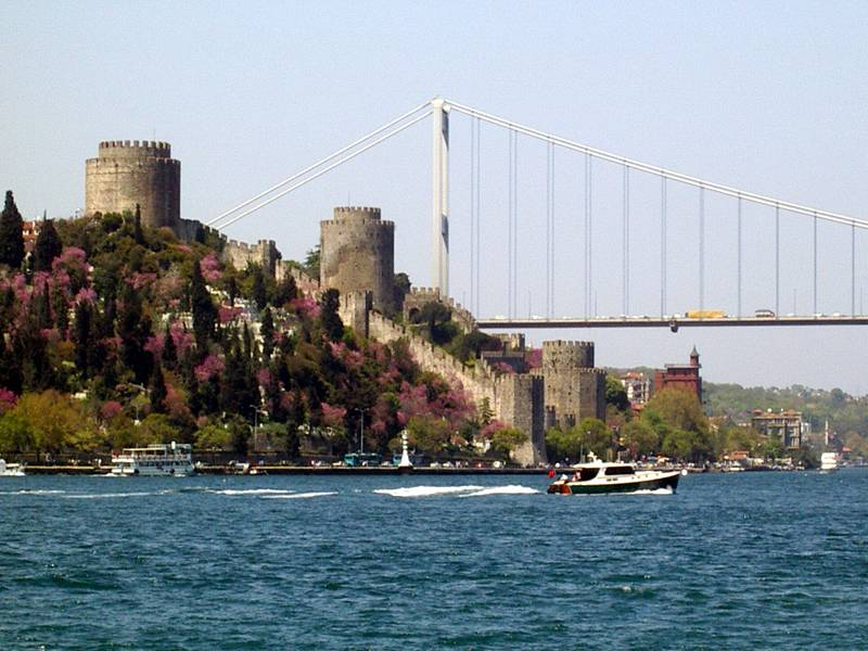 rumeli fortress 4 - قلعه روملی حصار استانبول ، ترکیه | Istanbul