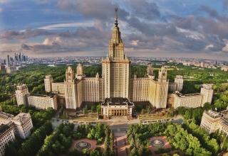 2 320x220 - دانشگاه دولتی مسکو ، یکی از زیباترین نمونه های معماری جهان | Moscow