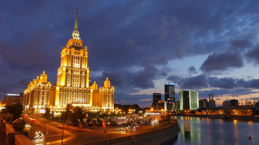 1 6 - هفت خواهران یا آسمانخراشهای استالین مسکو ، روسیه | Moscow