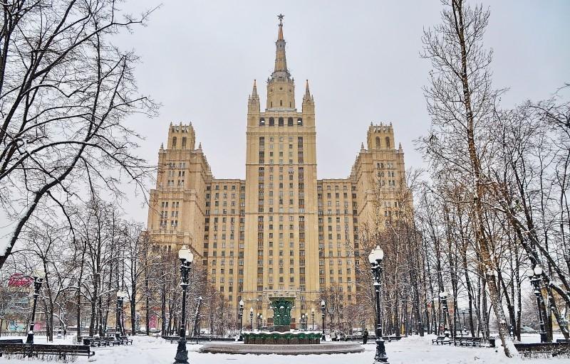 2014 07 0221 461 e1561627959693 - هفت خواهران یا آسمانخراشهای استالین مسکو ، روسیه | Moscow