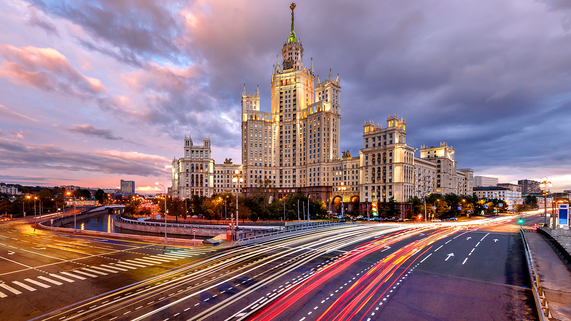 59fb314085600a0f811461d4 - هفت خواهران یا آسمانخراشهای استالین مسکو ، روسیه | Moscow