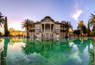 Eram Garden Shiraz HD 320x220 - باغ ارم | یکی از زیباترین باغهای شیراز