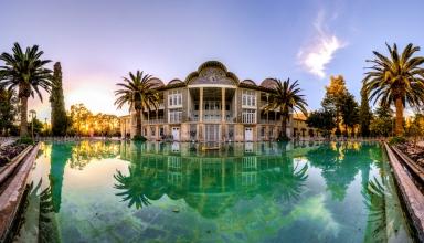 Eram Garden Shiraz HD 384x220 - باغ ارم | یکی از زیباترین باغهای شیراز