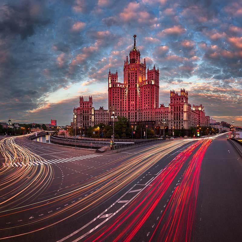 هفت خواهران مسکو