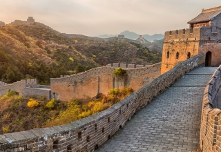 great wall of china fact 320x220 - دیوار بزرگ چین | china