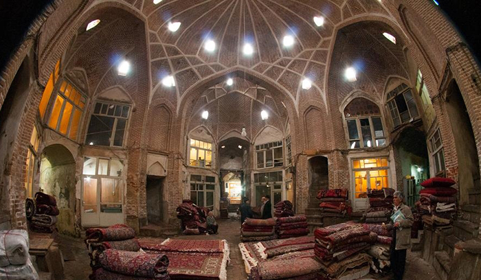 tabriz bazar - بازار تبریز ، مهمترین و بزرگترین بازار سرپوشیده در جهان | Tabriz