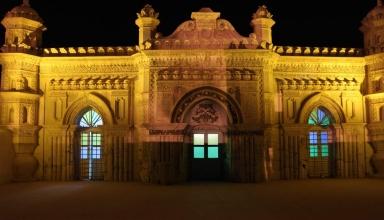 مسجد رنگونی ها 384x220 - بهترین مکان های دیدنی آبادان | خوزستان