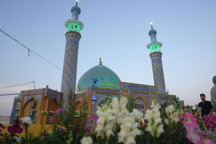 بن مهزیار - جاذبه های گردشگری اهواز | Ahvaz