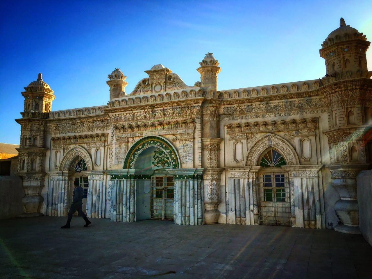 رنگونی ها 10 - بهترین مکان های دیدنی آبادان | خوزستان