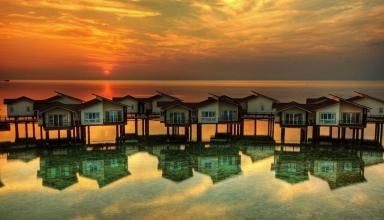 دریایی ترنج کیش 7 384x220 - بهترین هتل های کیش از نظر مسافران | Kish