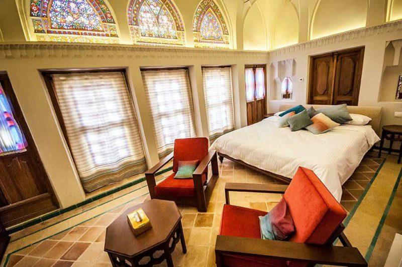 عامری کاشان 5 - سرای عامری ها ، بزرگترین خانه تاریخی کاشان | Kashan