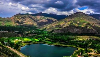 دریاچه ولشت مازندران