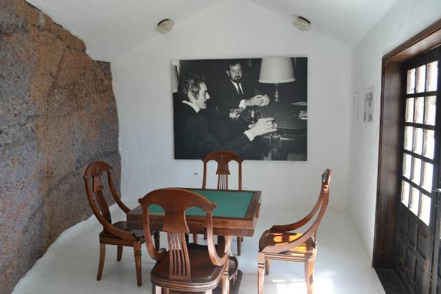 3013 teguise lagomar casa omar sharif museum - خانه ی عمر شریف در لانزاروته | Spain