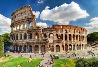 50176 Kolosseum in Rom   Italien Original 1024x683 320x220 - کولوسئوم و طاق کنستانتین در رم ، ایتالیا | Rome