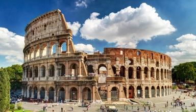 50176 Kolosseum in Rom Italien Original 1024x683 384x220 - کولوسئوم و طاق کنستانتین در رم ، ایتالیا   Rome