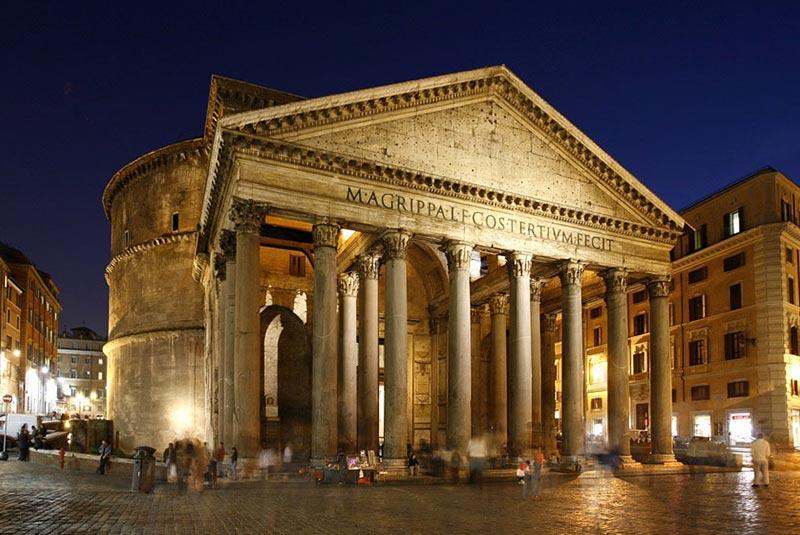 7d939c96 a43a 465d 8454 1e323bc1fd11 - معبد پانتئون در رم ، ایتالیا | Rome