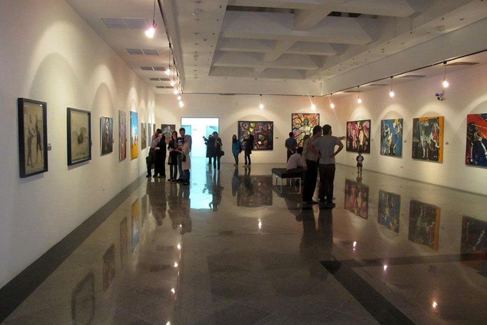 Alaedin Travel Agency Attraction Museum Art Contemporary Ahvaz 3 - جاذبه های گردشگری اهواز | Ahvaz
